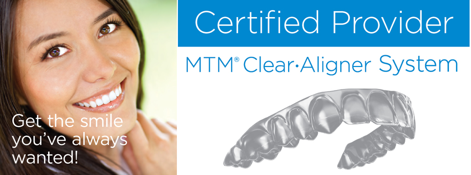 certified MTM Clear-Aligner provider