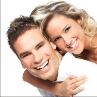 teeth bleaching and whitening